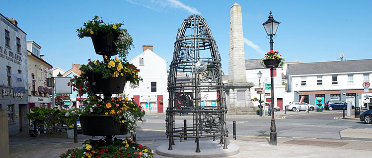The Hive of Knowledge in Monaghan Town