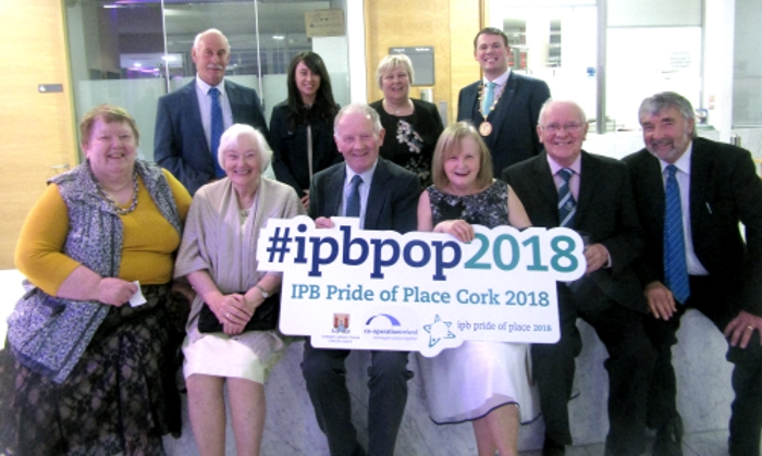 Drumhowan and Killanny Honoured at Pride of Place Awards 2018