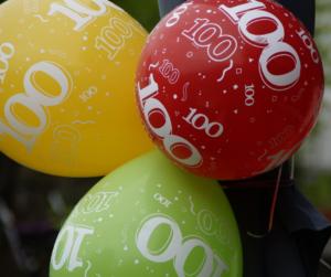 Centenarians in Monaghan