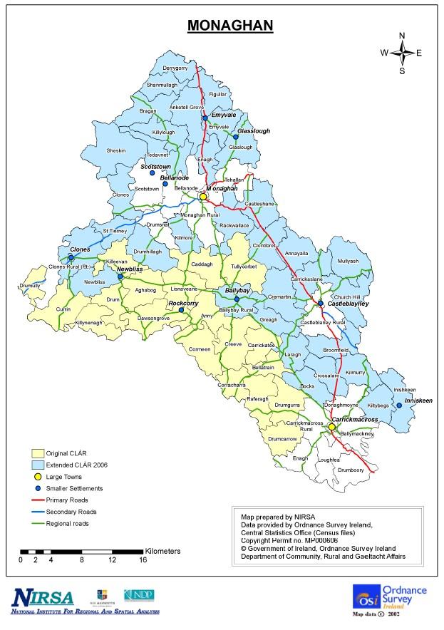 Clar Map