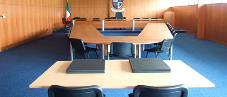Monaghan Chamber Room