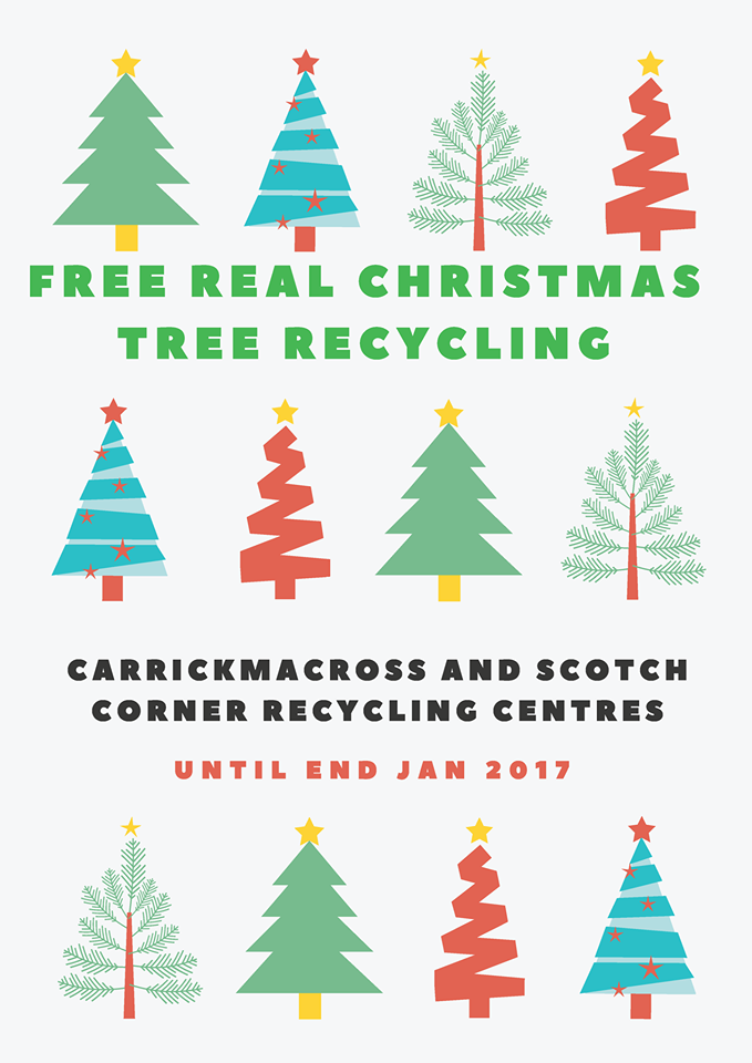 Christmas Tree Recycle.Free Christmas Tree Recycling Environment