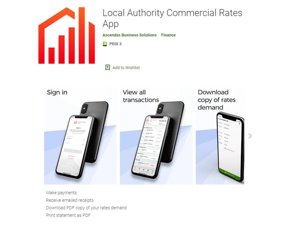 Rates App