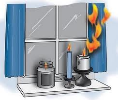 Candlefiresafety Tips To Improve Fire Safety In The Living Room Part 41