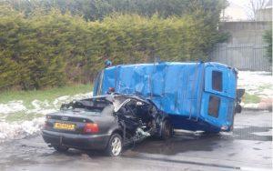 Road Traffic Collision training 2010