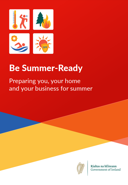 Be Summer Ready Booklet