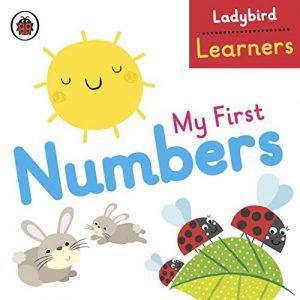 Juv Orange My First Numbers