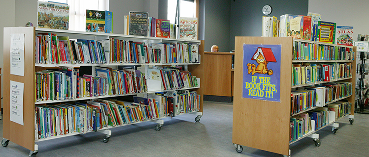 Castleblayney Library