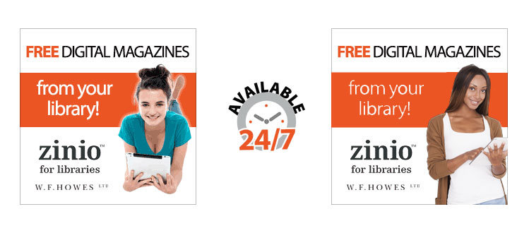 Free Digital Magazines Available Here