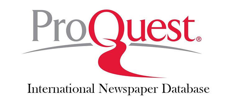 Proquest International Database Available Here