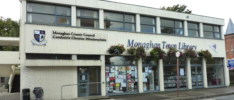 Monaghan Town Library