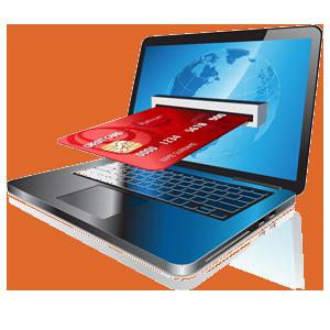 Online Banking Computer