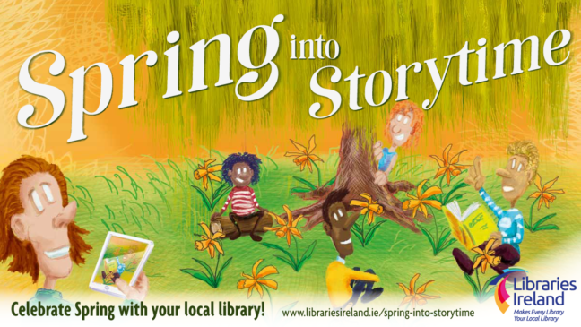 Spring into Storytime