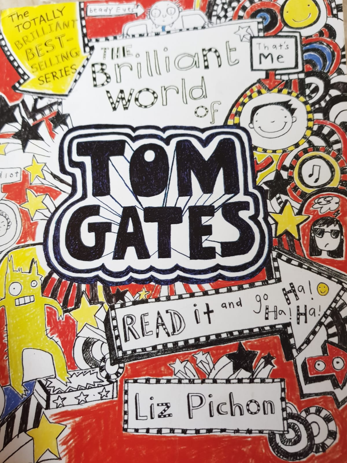 The brilliant world of Tom Gates!