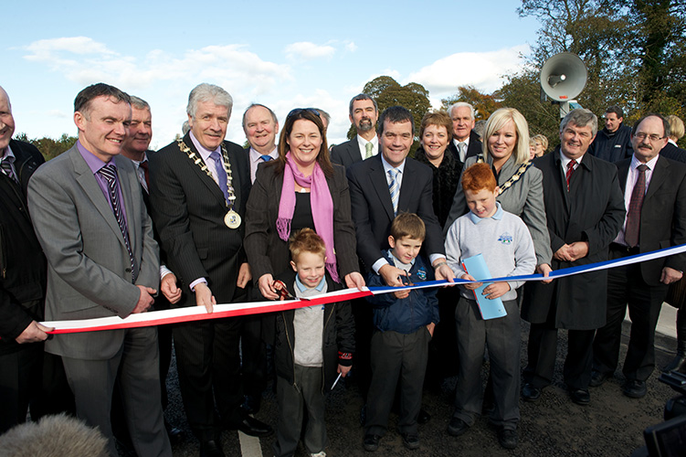 Annaghroe & Knockaginny Bridges Official Opening