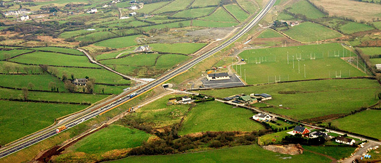 Monaghan Roads