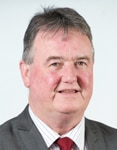Pat Treanor, Sinn Fein.