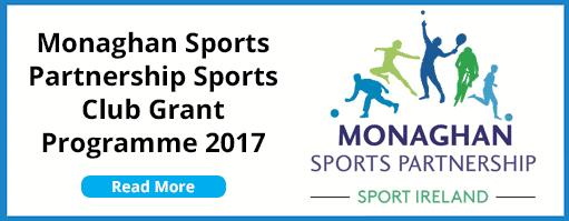 Monaghan Sports Partnership Programme 2017