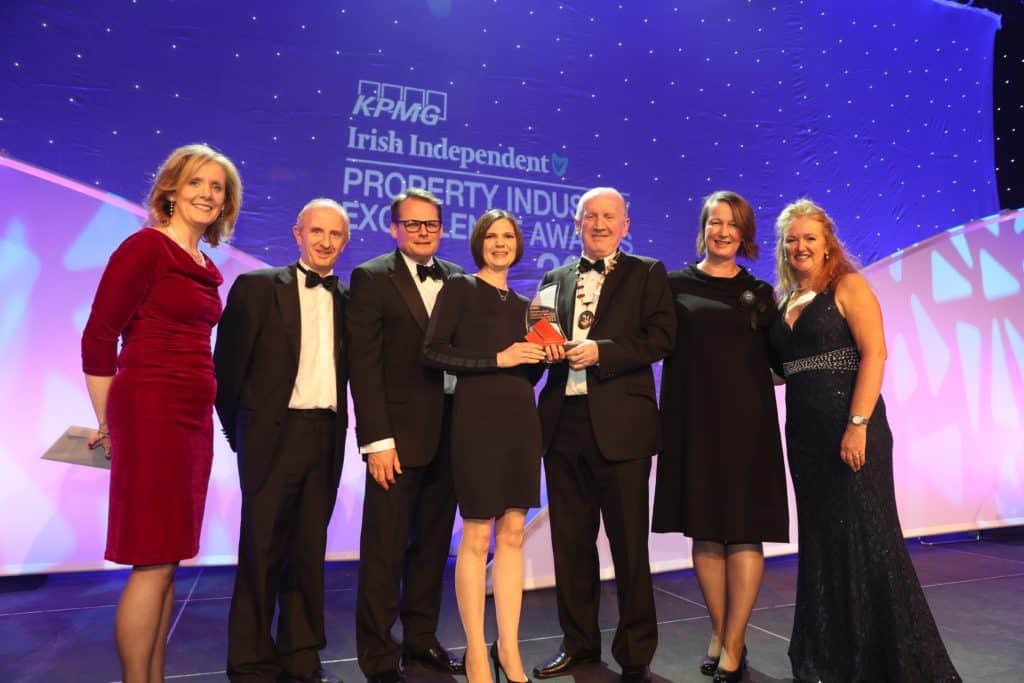 Monaghan County Council's Dublin Street Regeneration Plan picks up Prestigious National Award