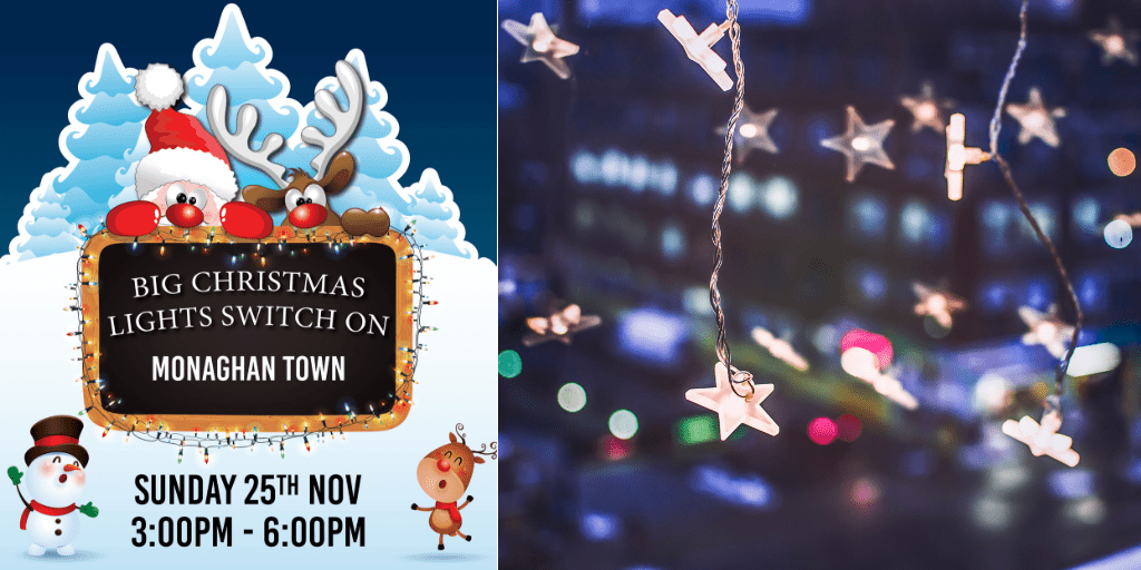 Save The Dates for Big Christmas Lights Switch on Events