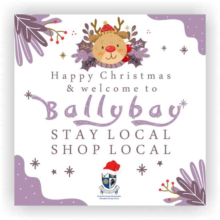 Ballybay Shop Local