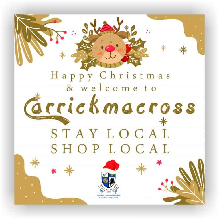 Carrickmacross Shop Local
